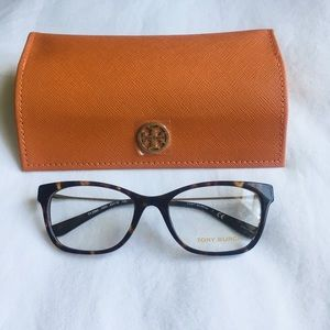 Tory Burch Tortoise Shell Glasses Frame